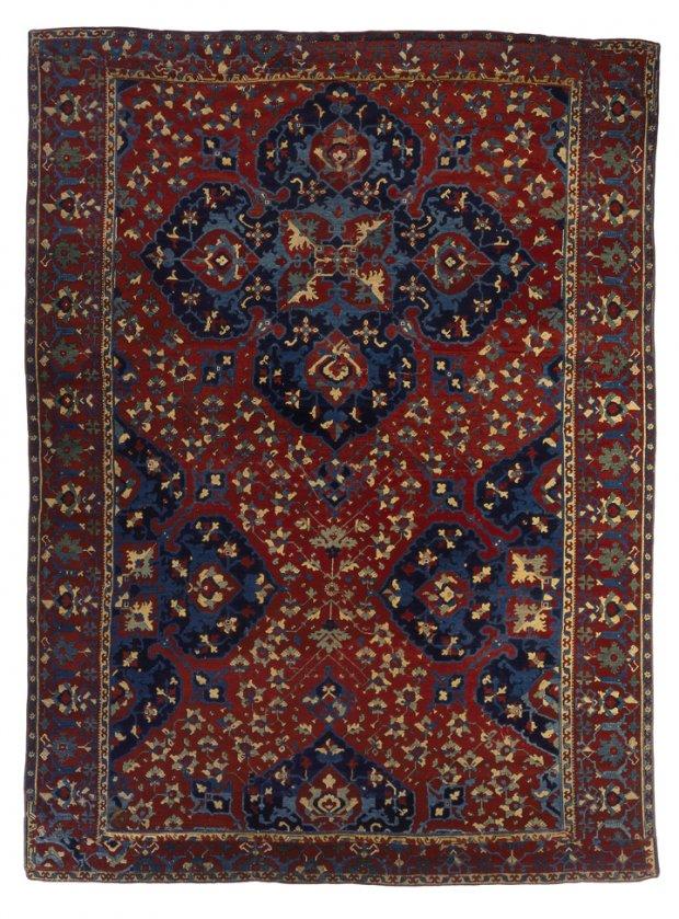 Cornucopia Magazine The Carpet And The Connoisseur The