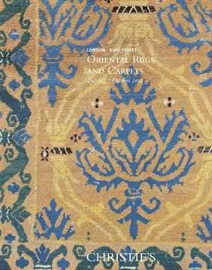 Cornucopia Magazine Christie S Oriental Rugs Amp Carpets