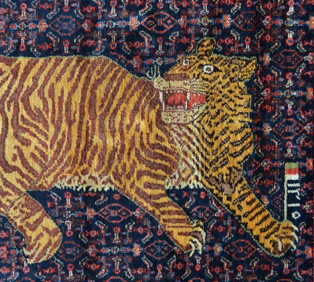 Cornucopia Magazine London Antique Rug & Textile Art Fair