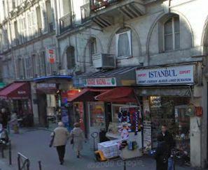 Prostituée street view