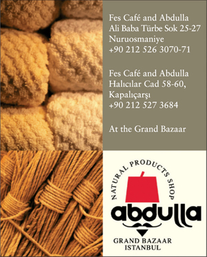 *Abdulla*<br> Natural bath and home products.