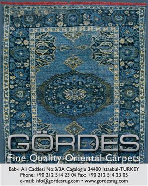 *Gordeş*<br> Fine quality oriental carpets