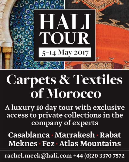 *HALI Tour to Morocco* <br>5 – 14 May 2017