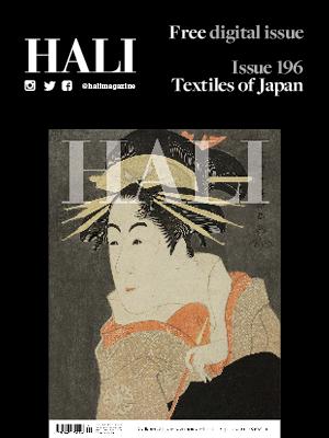 <em>HALI</em><br>International textiles magazine