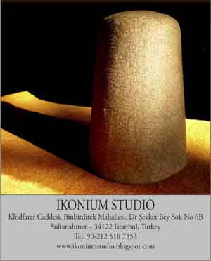 *Ikonium Studio*<br> High quality felt creations in Sultanahmet