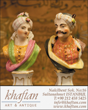 *Khaftan Art & Antique*<br>