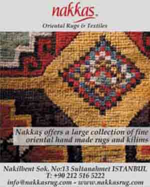 *Nakka Oriental Rugs & Carpets* <br>