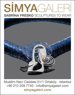 *Simya Galeri*<br> Jewelry and contemporary design