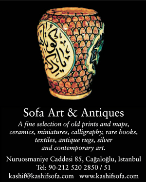 *Sofa Art & Antiques*<br> An antiques emporium worthy of a museum