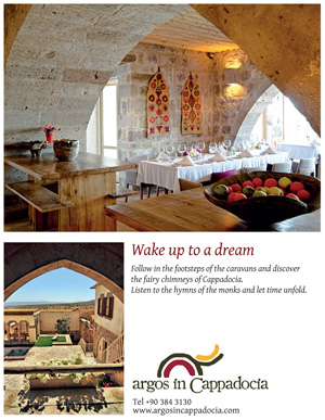*Argos in Cappadocia* <br> A stunning, stylishly designed boutique hotel