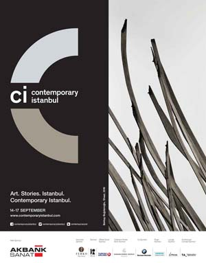 *Contemporary Istanbul 2017*<br><br> 14-17 September 2017