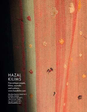 *Hazal Kilims* <br> A family run business in Ortaköy that takes carpet dealing away from the Grand Bazaar and up the Bosphorus