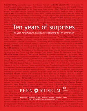 *Pera Museum*