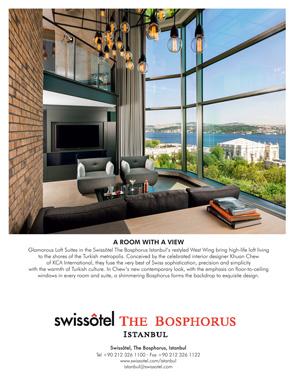 *Swissôtel Bosphorus Istanbul*<br>