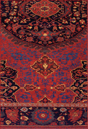*Woven Legends* <br>