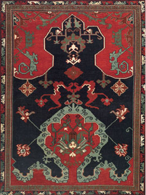 *Woven Legends* <br> New carpets antique rug collectors love to own