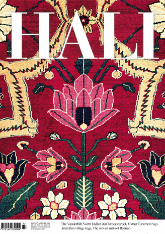 <em>HALI</em><br>International textiles magazine