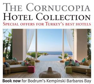 Book your hotel through Cornucopia