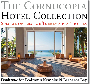Book your hotel through Cornucopia