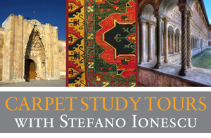 Carpet Study Tours 2016 with Stefano Ionescu