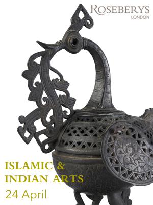 *Roseberys Islamic & Indian Arts - 24th April 2017*
