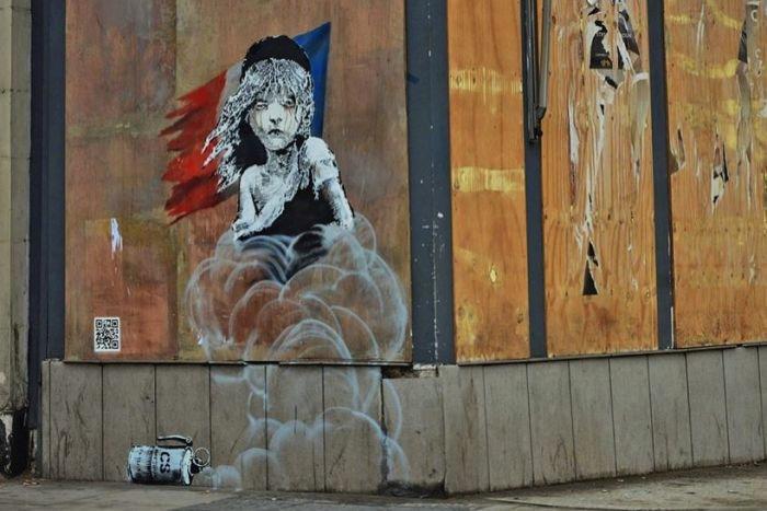 Resultado de imagen para arte urbano NemO's tumblr gif