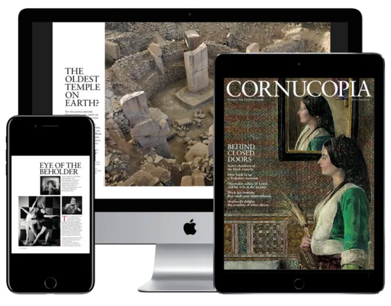 Cornucopia Digital Subscription
