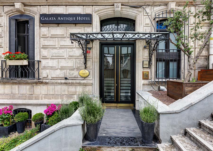 *Galata Antique Hotel, Istanbul*