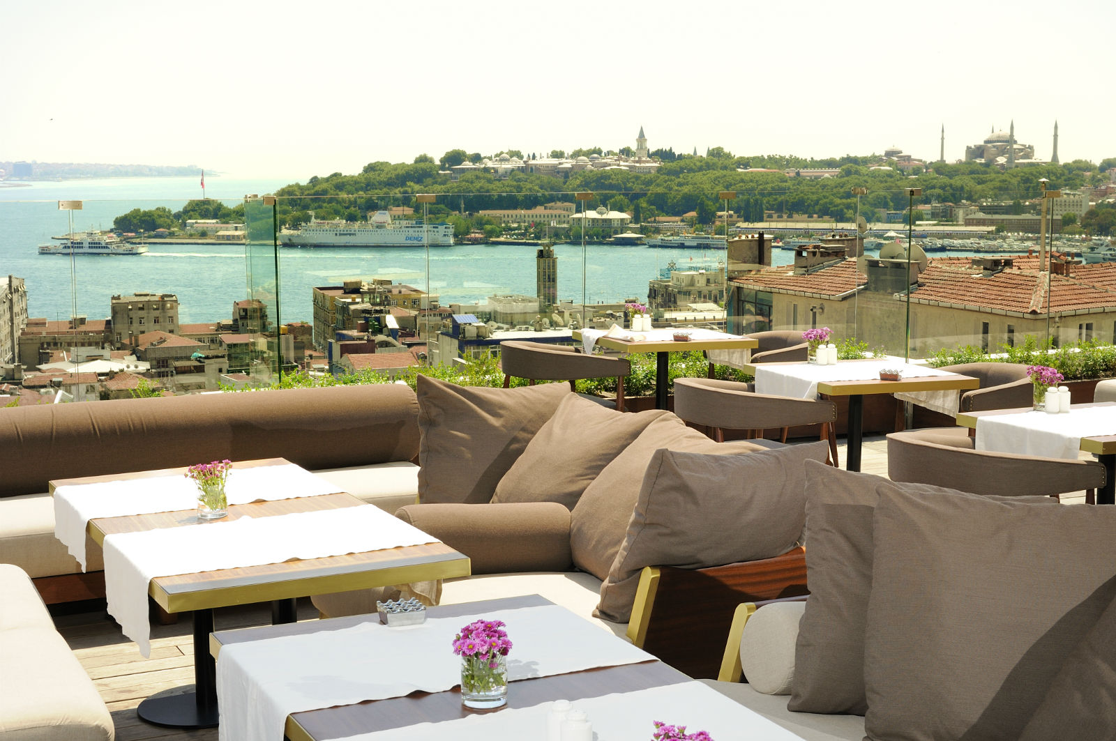 *Georges Hotel, Istanbul*