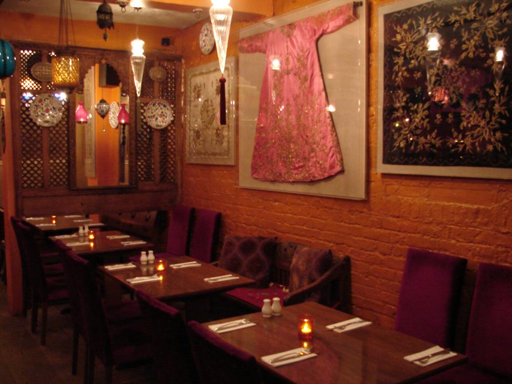 Levant London Restaurant London gt Iznik Restaurant