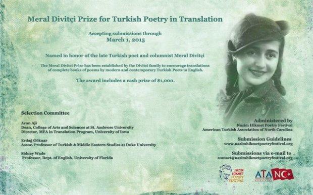 Translations Into Italian: Cornucopia Magazine The Meral Divitçi Prize For Turkish