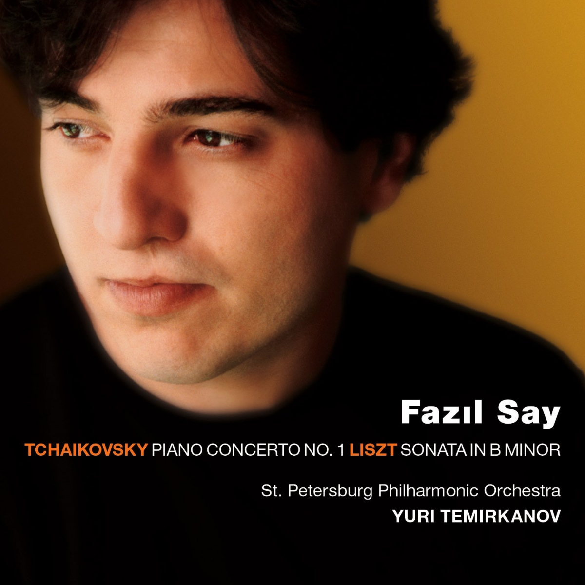 Ate orga on the piano recordings of fazil say