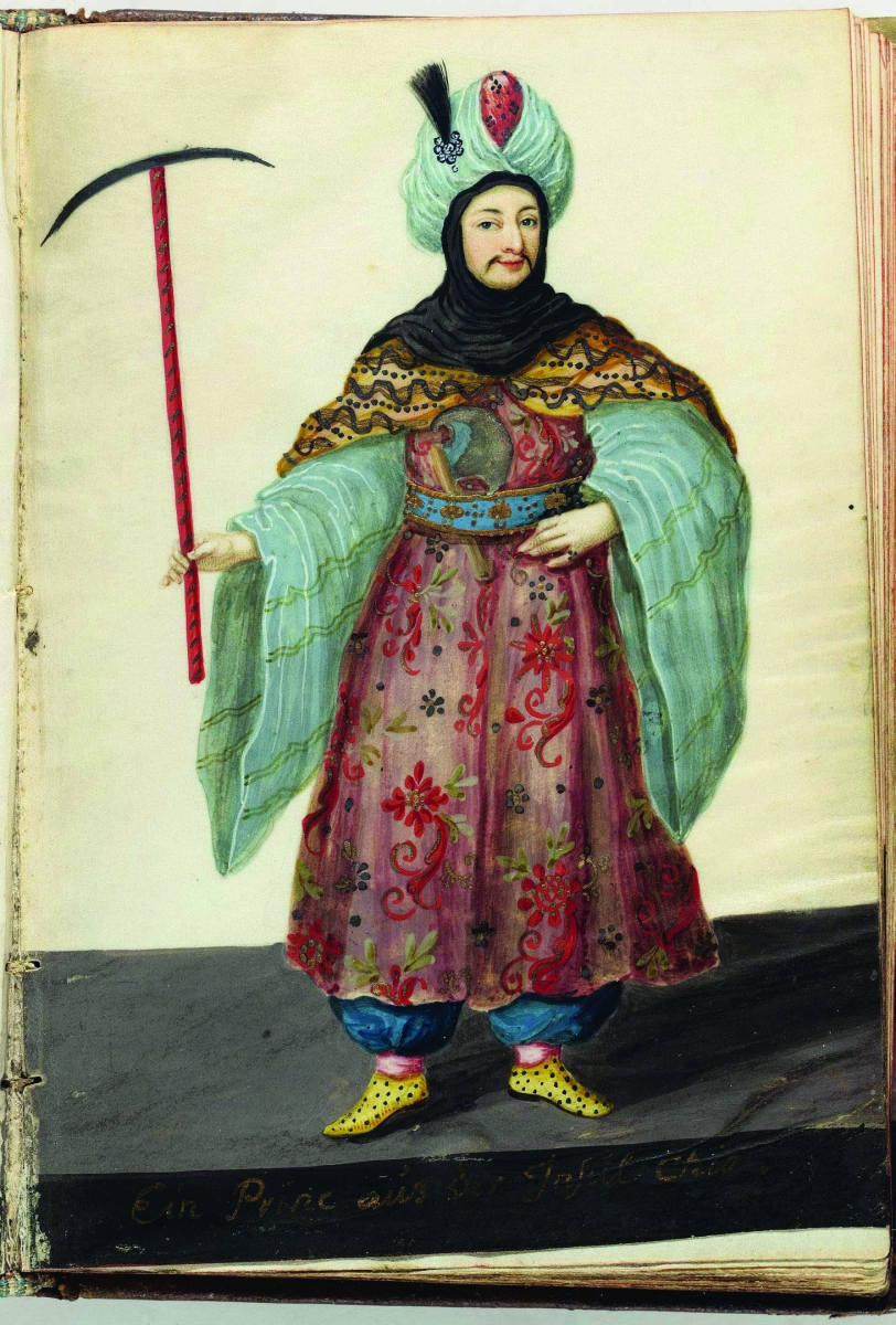 Cornucopia magazine the rise and fall of the ottoman - What is an ottoman used for ...