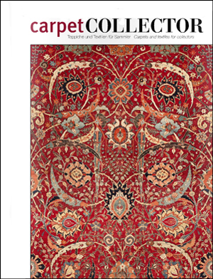<i>Carpet Collector magazine</i><br> Carpets and textiles for collectors