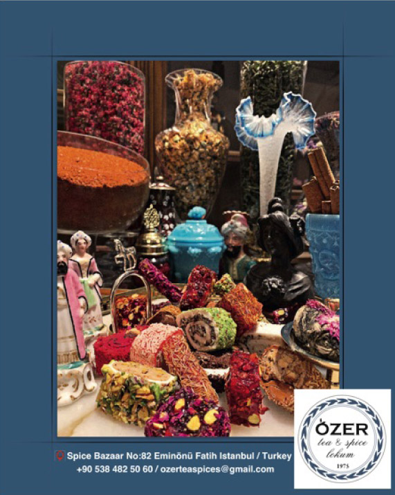 *Ozer*<br> Exquisite antiques and textiles in the Grand Bazaar