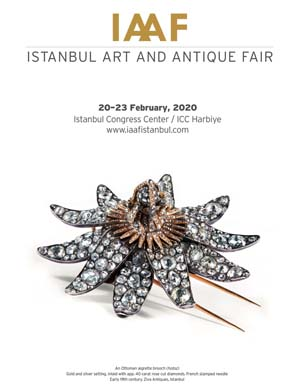 *Istanbul Art & Antique Fair 2020*