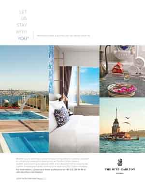 *The Ritz-Carlton, Istanbul*