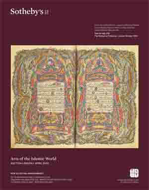*Sotheby's Islamic Art* <br> Superb auctions of Turkish, Islamic and Orientalist Art