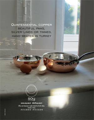 *Soy*<br> Quintessential copper