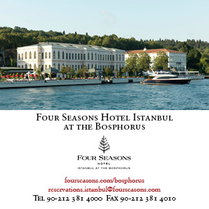*Four Seasons Hotel Istanbul at the Bosphorus*