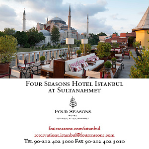 *Four Seasons Hotel Istanbul at Sultanahmet*