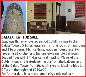 Galata Flat for Sale