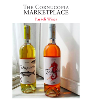 Order Paşaeli Wines from the Cornucopia Marketplace