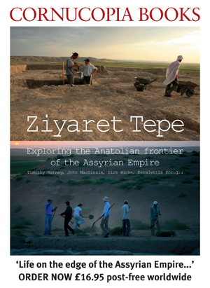 Ziyaret Tepe: Exploring the Anatolian frontier of the Assyrian Empire