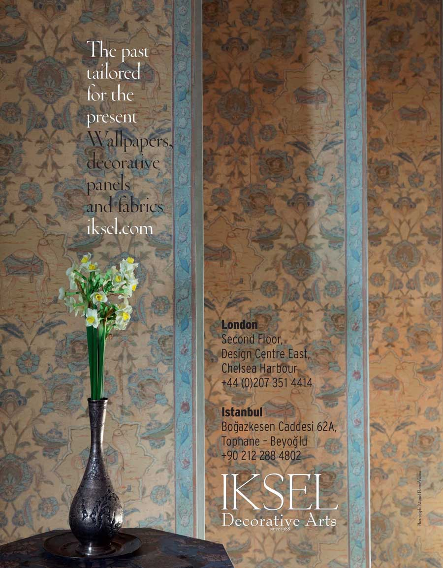 Guide > Tophane > Iksel Decorative Arts
