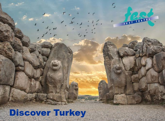 *Fest Travel* <br> Faruk Pekin's travel agency offers hundreds of itineraries led by academic guides